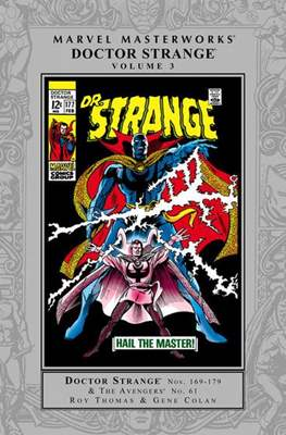 Marvel Masterworks: Doctor Strange (Hardcover) #3