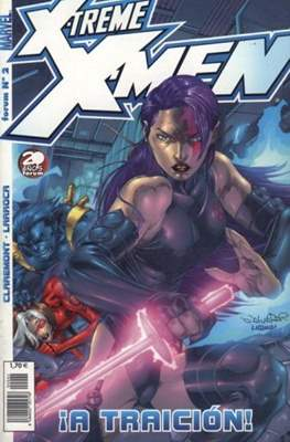 X-Treme X-Men (2002-2005) (Grapa) #2