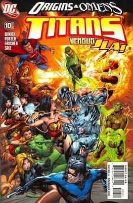 Titans Vol. 2 (2008-2011) #10