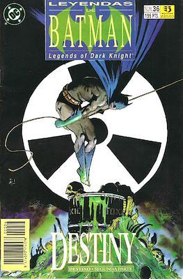 Leyendas de Batman. Legends of the Dark Knight #36