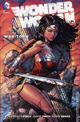 Wonder Woman New 52 Vol. 4 (2011-) (Softcover) #7