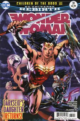 Wonder Woman Vol. 5 (2016-) (Comic book) #31