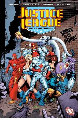 Justice League International (TPB) #5