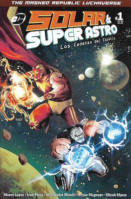 Solar & Super Astro: Los Cadetes del Espacio