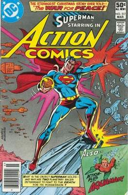 Action Comics Vol. 1 (1938-2011; 2016-) (Comic Book) #517