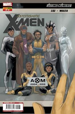 Astonishing X-Men Vol.3 (2010-2014) (Grapa) #47