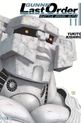 Gunnm - Last Order #11