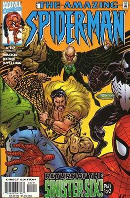 The Amazing Spider-Man Vol. 2 (1999-2014) (Comic-Book) #12