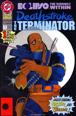 Deathstroke Annual