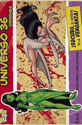 Universo 36 Orígenes (Grapa 20 pp) #3