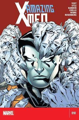 Amazing X-Men Vol. 2 (Comic Book) #10