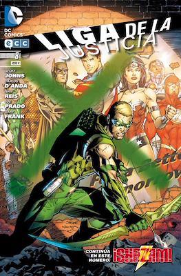 Liga de la Justicia. Nuevo Universo DC / Renacimiento #8