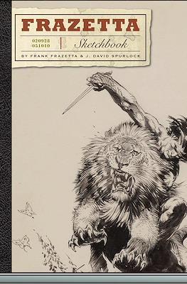 Frazetta Sketchbook #1