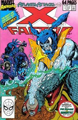 X-Factor Annual (Comic-book) #4