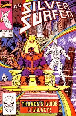 Silver Surfer Vol. 3 (1987-1998) #35