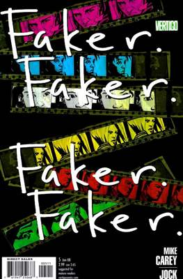 Faker (comic-book) #5