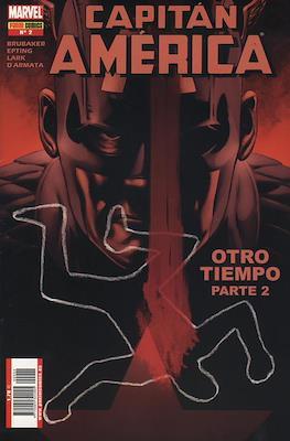 Capitán América Vol. 7 (2005-2011) (Grapa) #2