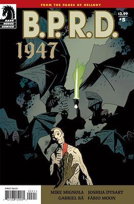 B.P.R.D. (Comic Book) #62