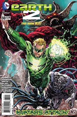 Earth 2 (2012-2015) (Grapa) #30