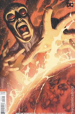Martian Manhunter Vol. 5 (2018-...Variant Cover) (Comic Book) #6