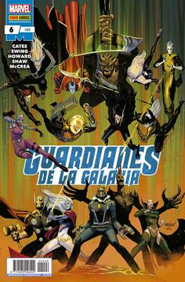 Guardianes de la Galaxia (2013-) (Grapa) #69/6