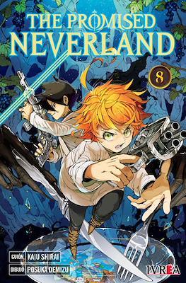 The Promised Neverland (Rústica con sobrecubierta) #8
