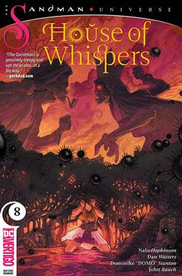 House Of Whispers (Comic book) #8