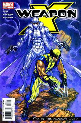 Weapon X Vol. 2 (2002-2004) (Comic Book) #23