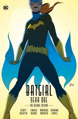 Batgirl Year One - The Deluxe Edition