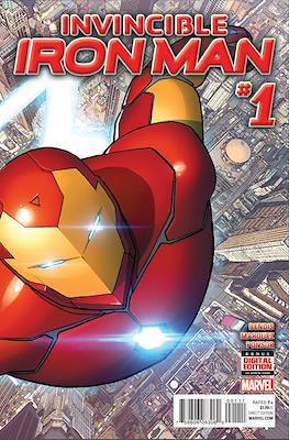 Invincible Iron Man (Vol. 2 2015-2017)
