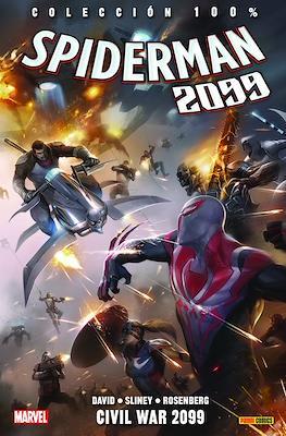 Spiderman 2099. 100% Marvel (2015-2018) (Rústica con solapas, 208-136 pp) #5
