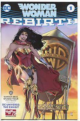 Wonder Woman: Rebirth (2016 Variant Cover)