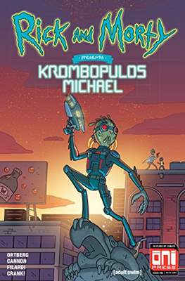 Rick and Morty present Krombopulos Michael
