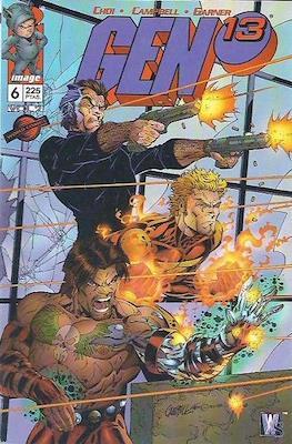 Gen 13. Vol. 2 (Grapa, 24-32 páginas (1997-2001)) #6