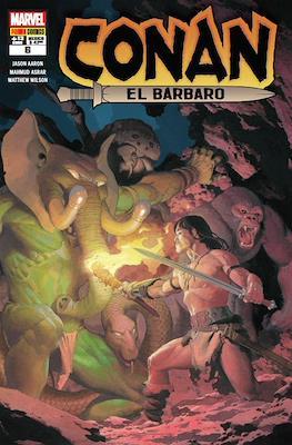 Conan El Barbaro (2019) #6