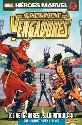 Academia Vengadores (Rústica 120-240 pp) #6