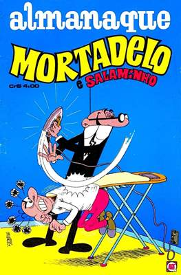 Almanaque Mortadelo e Salaminho