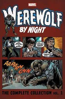 Werewolf by Night: The Complete Collection (Softcover) #1
