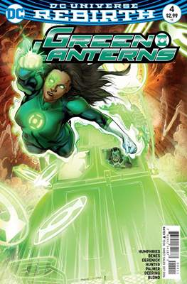 Green Lanterns Vol. 1 (2016-2018) (Comic-book) #4