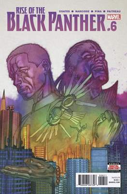 Rise of the Black Panther (Comic-book) #6