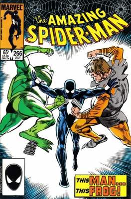 The Amazing Spider-Man Vol. 1 (1963-2007) (Comic-book) #266