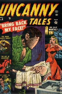 Uncanny Tales #8