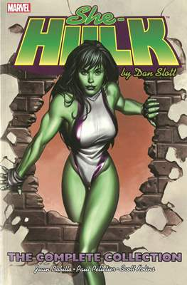 She-Hulk by Dan Slott: The Complete Collection (Softcover) #1