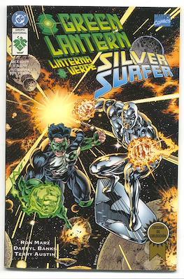 Green Lantern / Silver Surfer: Alianzas Paganas