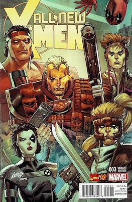 All-New X-Men Vol. 2 (Variant Cover) #3.1
