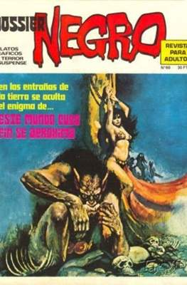 Dossier Negro (Rústica y grapa [1968 - 1988]) #60