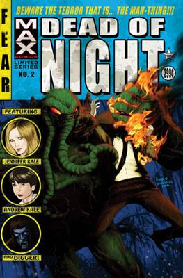 Dead of Night Featuring Man-Thing (Comic Book) #2