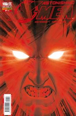Astonishing X-Men Vol. 2 (2007-2008) (Grapa 24 pp) #12
