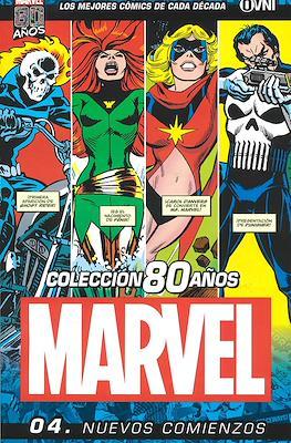 Coleccion Marvel 80 Años (Grapa) #4