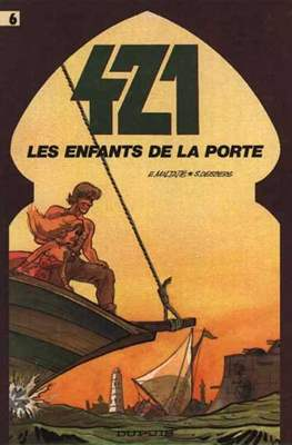 421 (Cartoné) #6
